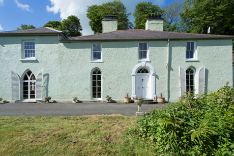 The Yoga House, Glandŵr, Tresaith